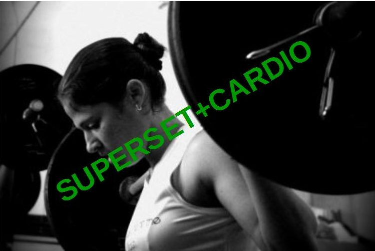 Superset+Cardio