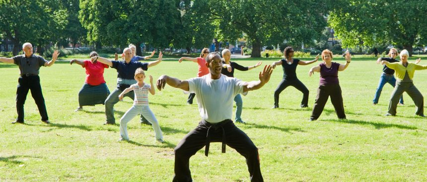 Tai Chi - Fairview Fitness
